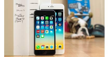 iPhone 6, 6 Plus quốc tế, bảo hành 12 tháng Apple giá về 11 triệu