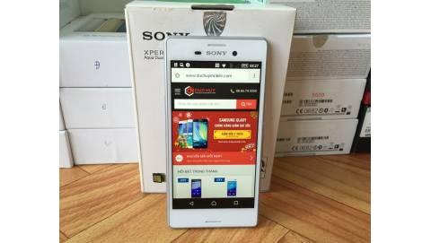 Hình ảnh khui hộp Sony Xperia M4 Aqua Dual giá 3.9 triệu tại Duchuymobile.com