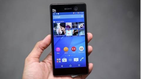 Sony Xperia M5 Dual về giá 4,5 triệu cho bản chính hãng