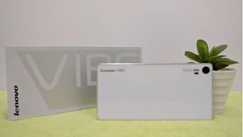 Lenovo Vibe Shot – Smartphone chuyên chụp ảnh, giá 3.890.000 đồng