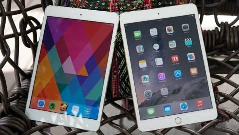 iPad Mini 2 và iPad Mini 3 – Giá về bằng smartphone phổ thông