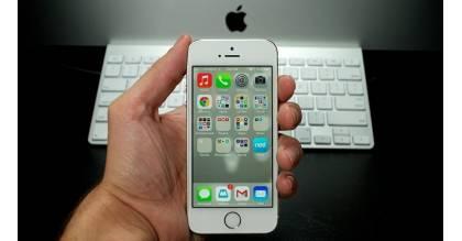 iPhone 5S quốc tế tiếp tục hạ giá sâu, thống trị phân khúc 4 triệu