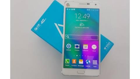 Cận cảnh Samsung Galaxy A7 2015 giá 3 triệu tại Việt Nam
