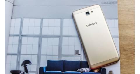 Galaxy J7 Prime chính hãng giảm giá, rẻ hơn Oppo F1s
