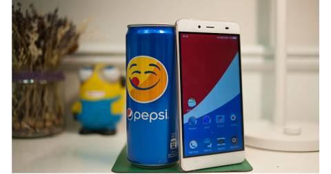 Trên tay Pepsi Phone P1s chip 8 nhân giá 2 triệu tại Duchuymobile.com
