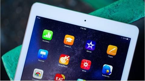 iPad Air 3: Màn hình 9,7inch, RAM 4GB, màn hình 4K?