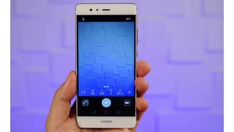Huawei P10 lộ diện – Màn hình cong 2K, RAM 4GB, Kirin 960