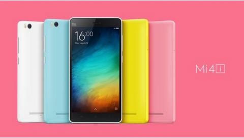 Xiaomi Mi4i - Smartphone hứa hẹn tạo cơn sốt mới trong đấu trường Châu Á
