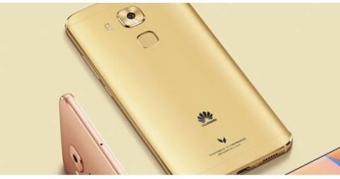 Huawei G9 ra mắt - RAM 4GB, chip Snapdrgon 652