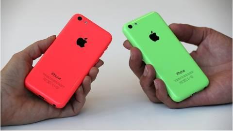 iPhone 5C khuấy động thị trường với giá 1,8 triệu đồng