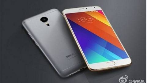 Meizu MX6 rò rỉ với RAM 4GB, camera 20.7MP