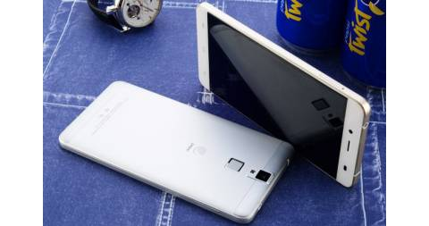 Pepsi Phone P1s – RAM 2GB, màn hình Full HD, cảm biến vân tay, giá 2 triệu