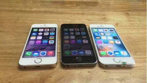 iPhone 5C, 5S Lock giá dưới 2 triệu làm mưa làm gió trên thị trường