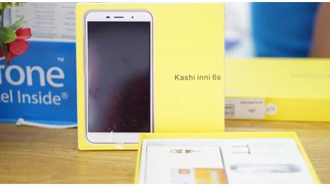 Kashi inni 6S – Bản sao iPhone 6s Plus, pin 4500mAh, có 4G giá hơn 3 triệu