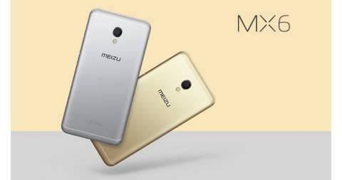 Meizu MX6 – RAM 4GB, chip 10 nhân, giá tầm 6 triệu