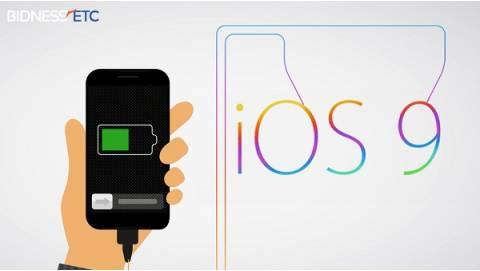 Mẹo tiết kiệm pin cho thiết bị iPhone, iPad chạy IOS 9