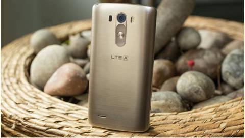 LG G3 – RAM 3GB, màn hình 2K giá 3 triệu hút khách