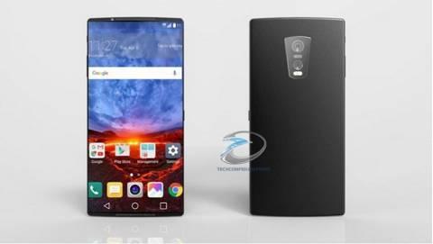 LG G6 sẽ có khả năng chống nước, RAM 6GB, camera kép