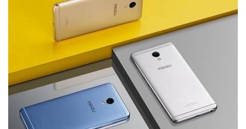 Meizu M5 Note - RAM 4GB, pin 4000mAh, giá từ 3 triệu ra mắt
