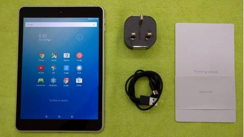 Đập hộp Nokia N1 giá 3,6 triệu đồng tại Việt Nam