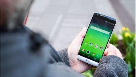LG G5 RAM 4GB, màn hình 2K giá 11,8 triệu tại VN