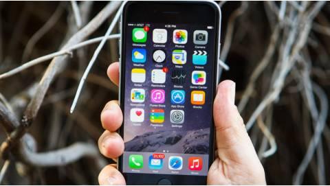 Hướng dẫn đổi giao diện iPhone giống đồng hồ Apple Watch