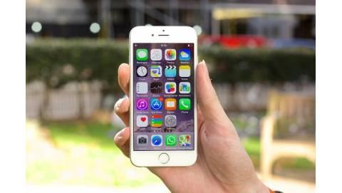 Mẹo xếp mật khẩu iPhone 6 theo cấu trúc hình tròn
