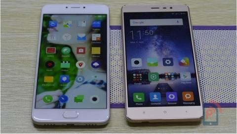 Meizu M3 Note đọ dáng cùng Xiaomi Redmi Note 3