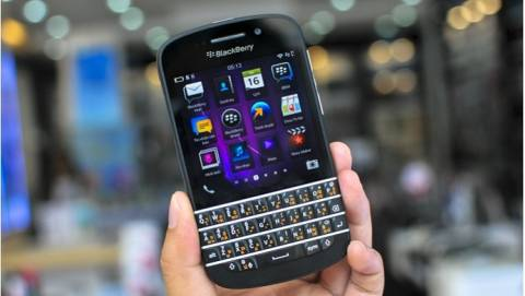 BlackBerry Q10 – RAM 2GB, chip Snapdragon giá 1,5 triệu