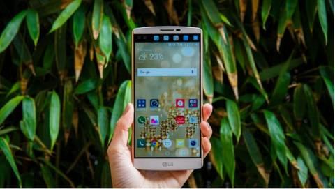 Sở hữu LG V10 RAM 4GB, màn hình 2K chỉ với 2,1 triệu đồng