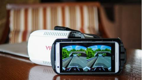 Xả kho cuối năm : Giày thông minh Xiaomi giá dưới 600 ngàn, kính thực tế ảo VR Box giá 99 ngàn
