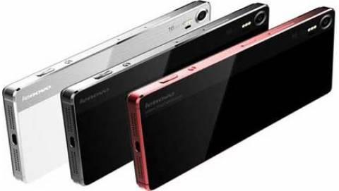 Lenovo Vibe Shot thiết kế đầy sức lôi cuốn