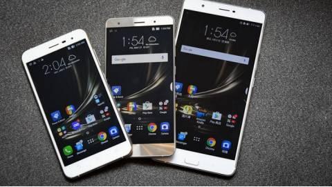 Trên tay Asus Zenfone 3 Ultra - Màn hình 6.8inch, camera 23MP