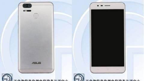 Rò rỉ ảnh Asus Zenfone 3 Zoom với camera kép, pin 4850mAh