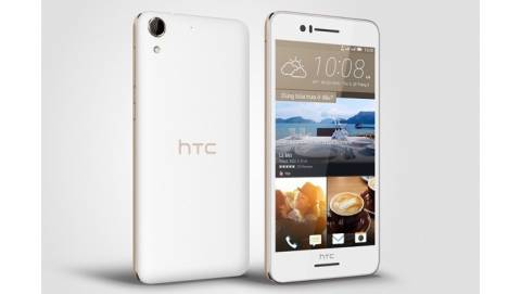 HTC Desire 826 Dual sim trình làng: Chip lõi 8, camera selfie 13MP