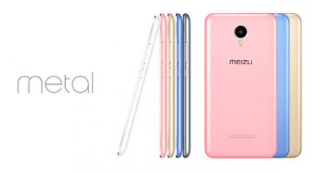 Những đối thủ nặng kí của Meizu Blue Charm Metal