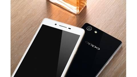 Phiên bản Oppo Neo 7 về thị trường Việt Nam sẽ không hỗ trợ 4G