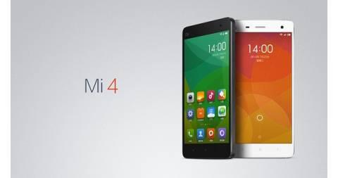 Xiaomi Mi4 chính thức giảm thêm 40 USD