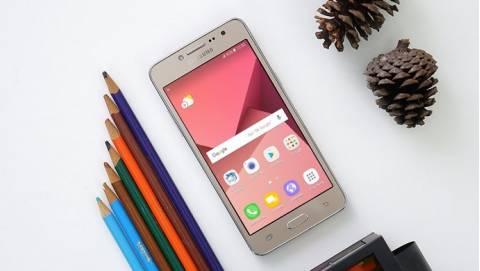 Samsung Galaxy J2 Prime - Cấu hình tầm trung, kết nối 4G giá 2 triệu