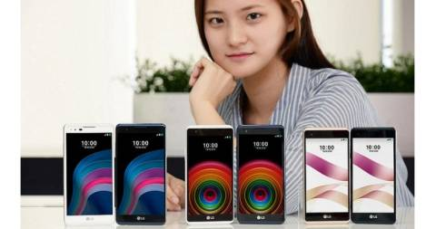 LG X5 và X skin tầm trung chính thức trình làng