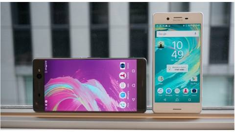 Sony Xperia XA Ultra: Màn hình 6inch, camera selfie 16MP, chip Helio P10