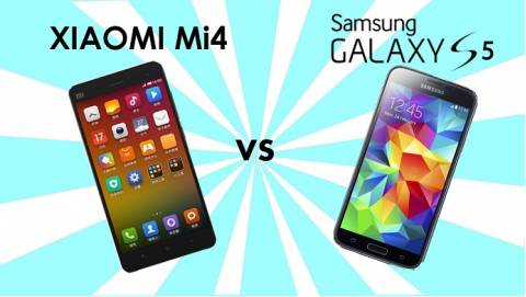 Chọn Xiaomi Mi 4 hay Samsung Galaxy S5 trong tầm giá 3 triệu?