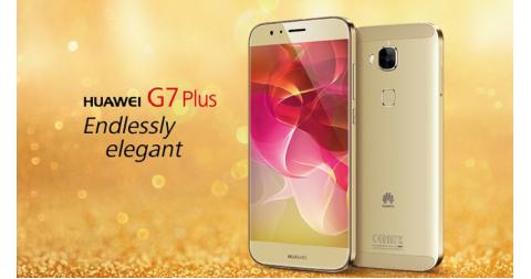 Mở hộp Huawei G7 Plus Ram 3GB mạnh mẽ đầu tiên tại Việt Nam