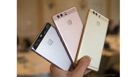 Trên tay Huawei P9, P9 Plus dùng camera kép Leica
