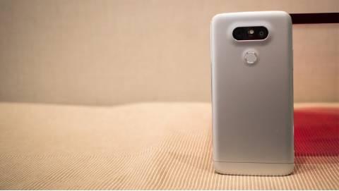 Hình ảnh LG G5 trên tay đánh giá nhanh