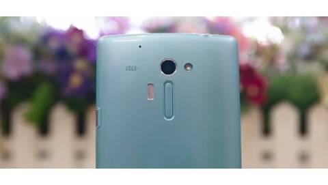 LG G3 Isai VL31 giá 5,4 triệu đại náo thị trường Việt