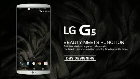 LG G5 lộ giá bán sau loạt hình ảnh