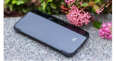 LG K10: Hình ảnh trên tay đầu tiên ở Việt Nam