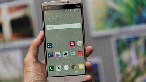 LG V10 cập nhật Android 6.0 Marshmallow