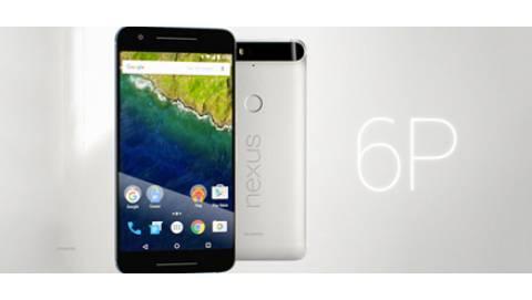 Huawei Nexus 6P có màn hình 5.7 inch với khung kim loại